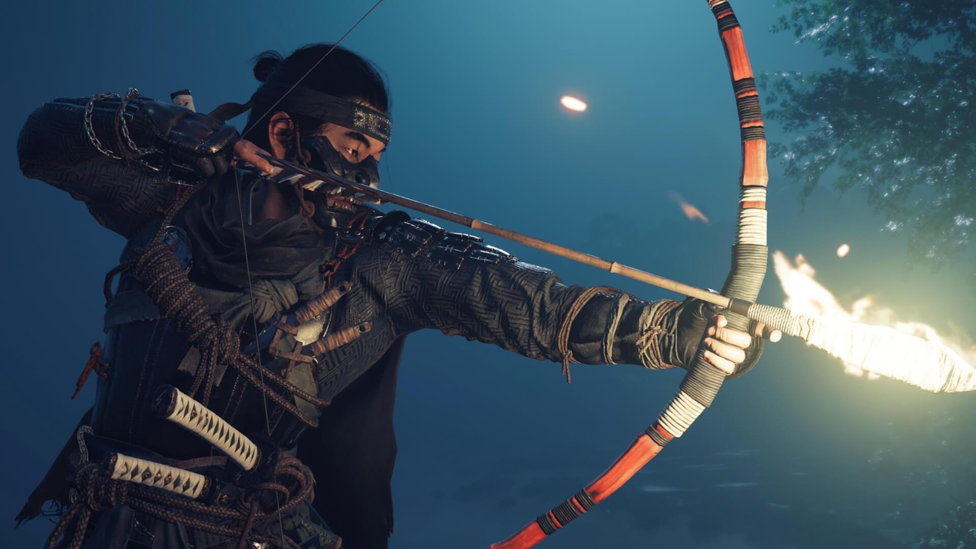 Послезавтра Sony покажет18 минут геймплея Ghost of Tsushima