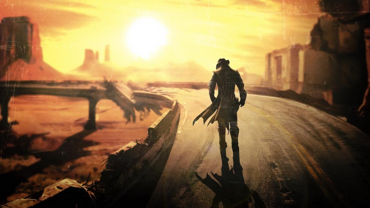 Fallout76 захватила самое популярное рекламное место Лос-Анджелеса