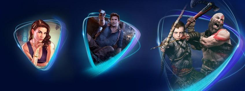 PS Now теперь намного дешевле и включает God of War, Grand Theft Auto V и Uncharted4