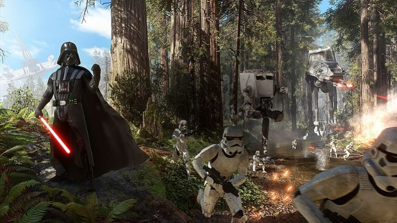 Star Wars Battlefront стала доступна подписчикам EA Access