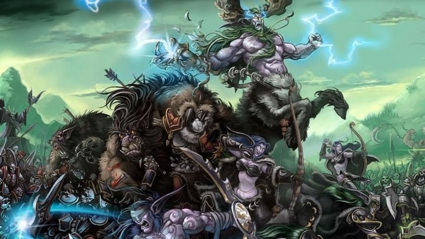 У Blizzard не хватает сил на Warcraft4