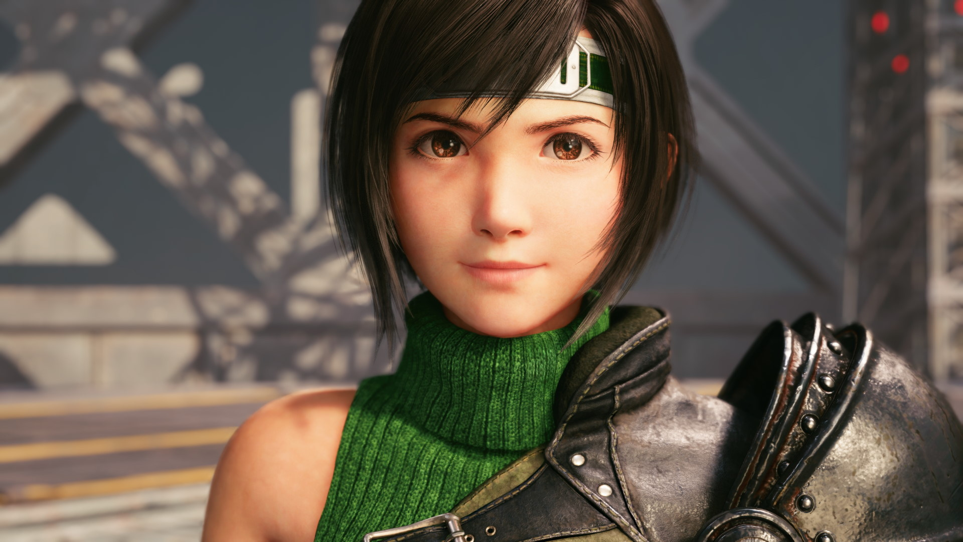 DLC про Юффи для ремейка Final Fantasy VII называется Episode Intermission