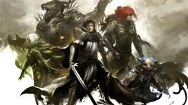 В Guild Wars2 игроки предпочитают ездовых рапторов