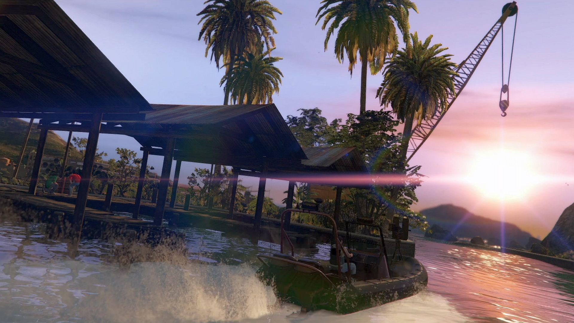 Rockstar представила крупнейшее музыкальное обновление для GTA Online