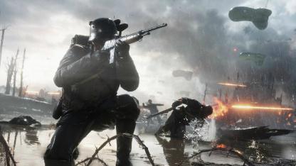Battlefield для смартфонов засветилась в Google Play