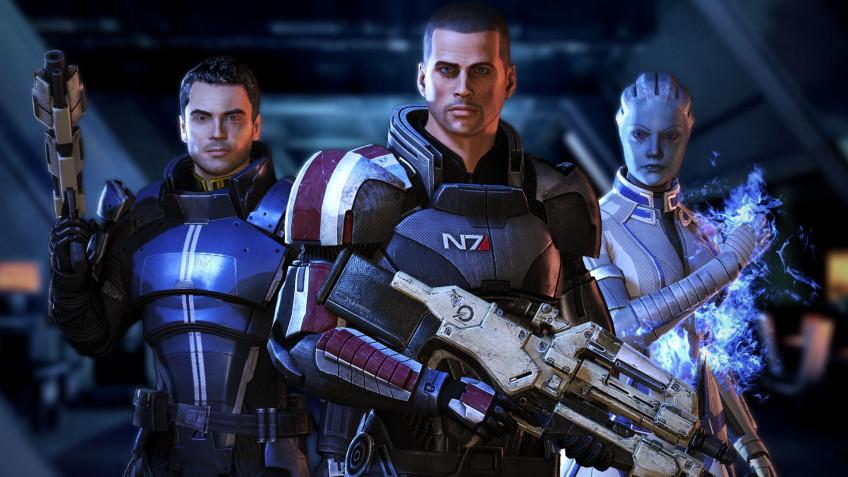 СМИ: ремастер трилогии Mass Effect выйдет только в начале 2021 года