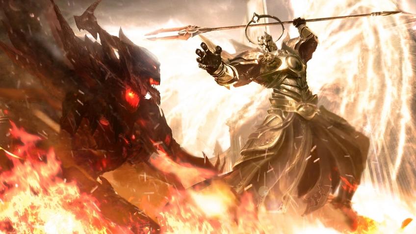Diablo III: Blizzard НЕ работает над общим онлайном между PS4, Xbox One и Switch