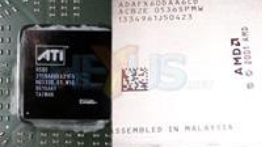 AMD Fusion для ноутбуков – уже в 2009
