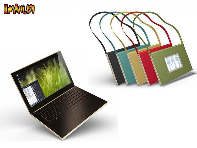 Ноутбук толщиной с RAZR