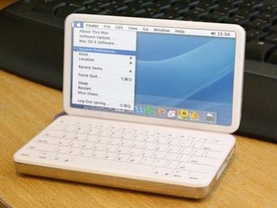 Apple может представить нетбук?