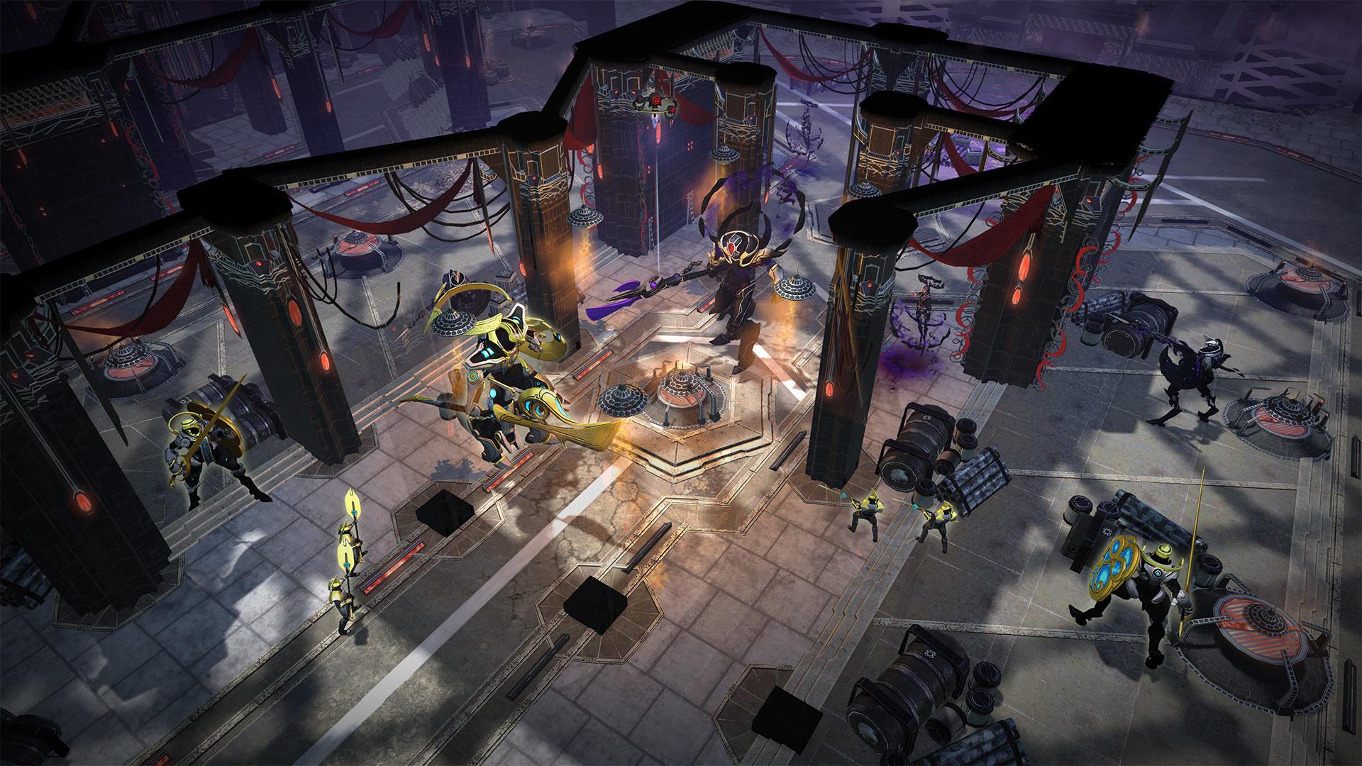 К 4Х-стратегии Age of Wonders: Planetfall выпустили дополнение Star Kings