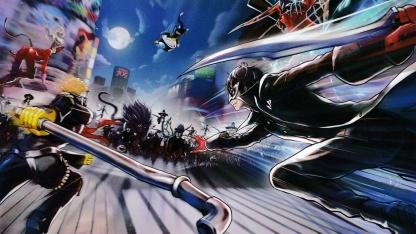 За первую неделю продано 162 тысячи копий Persona5 Scramble: The Phantom Strikers