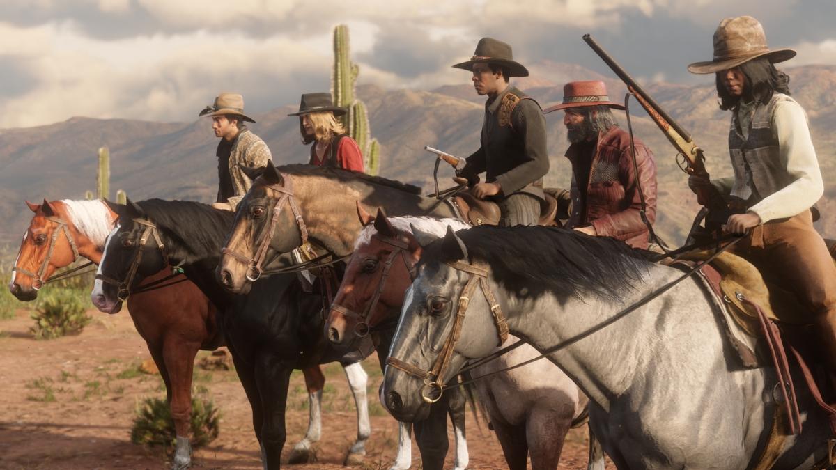 Следующее крупное обновление для Red Dead Online выйдет26 февраля