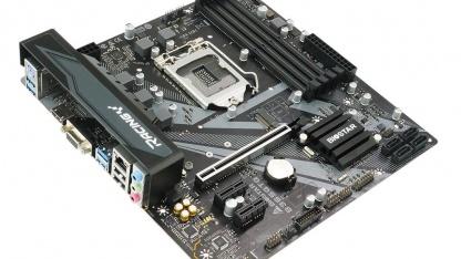 Плата Biostar Racing B365GTQ позволит создать компактную игровую систему