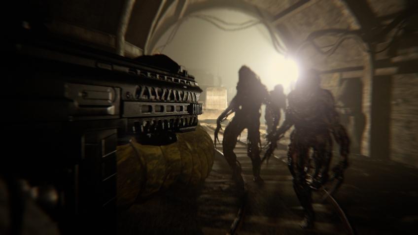 Sony выпустила трейлер DLC Not a Hero к Resident Evil 7: Biohazard