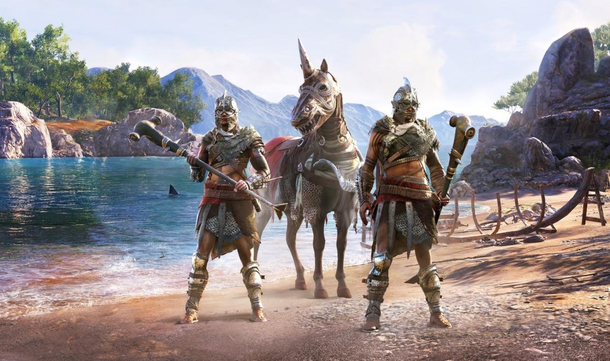 Авторы Assassin's Creed Odyssey рассказали о февральском контенте для игры