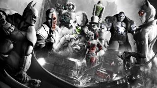 Все игры Batman: Arkham вновь выйдут в одной коллекции