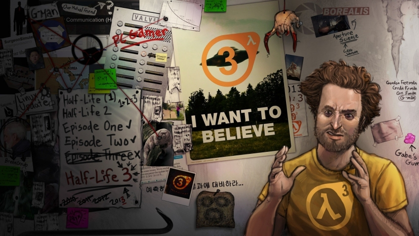 Valve обновила свой сайт и сообщила о работе над секретными играми