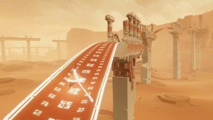 В Epic Games Store стартовал приём предзаказов Journey — игра выйдет6 июня