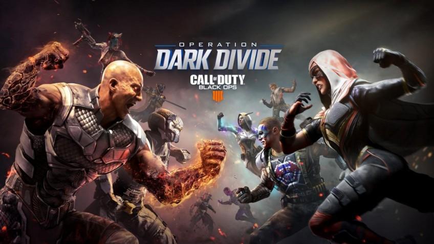 Супергеройская операция Call of Duty: Black Ops4 стартует сегодня — детали нового сезона