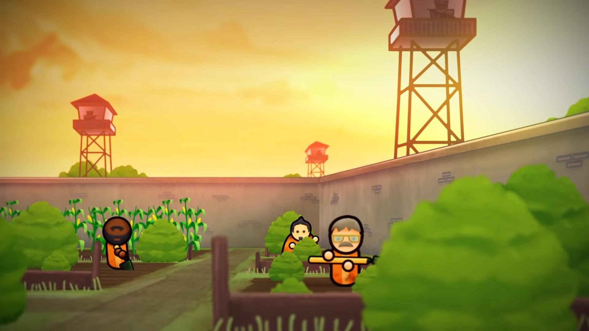 Игроки Prison Architect займутся фермерством с дополнением Going Green