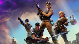 Epic Games подарит внутриигровую валюту игрокам Fortnite и Rocket League
