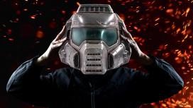 В продажу поступит носибельный шлем Думгая из оригинальной Doom