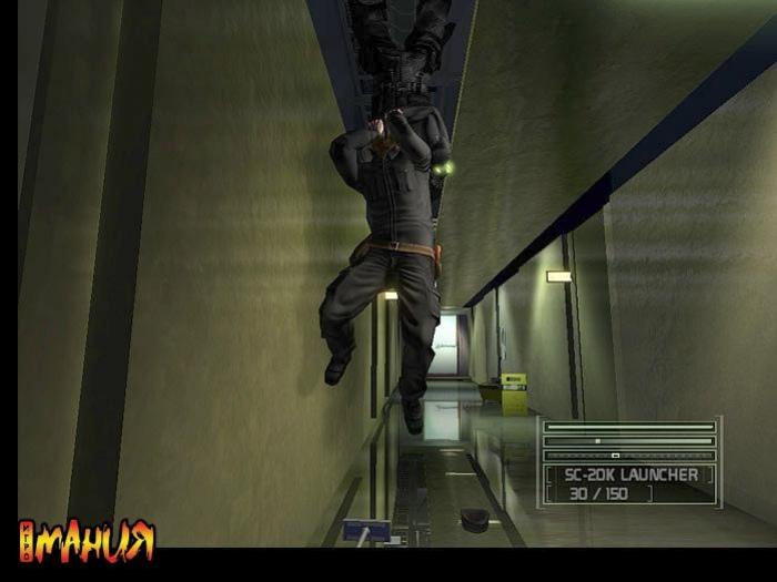 Splinter Cell3 с напарнком