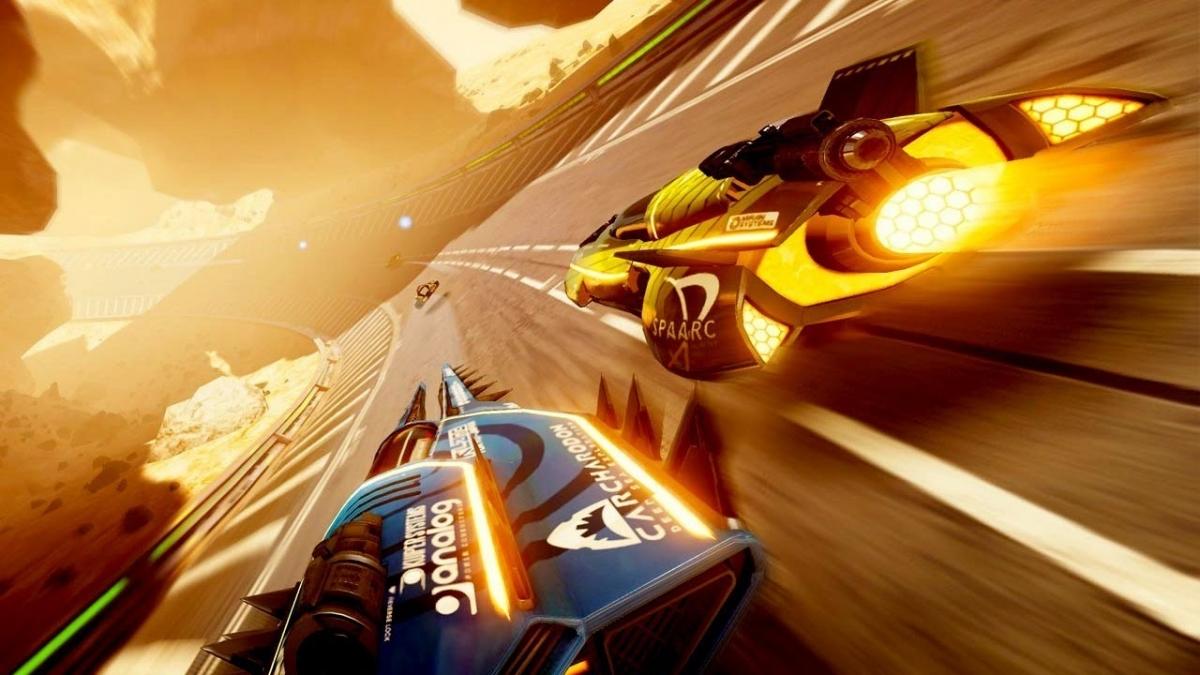 Вместе с Nintendo Switch выйдут дополнение для Shovel Knight и гонка Fast RMX
