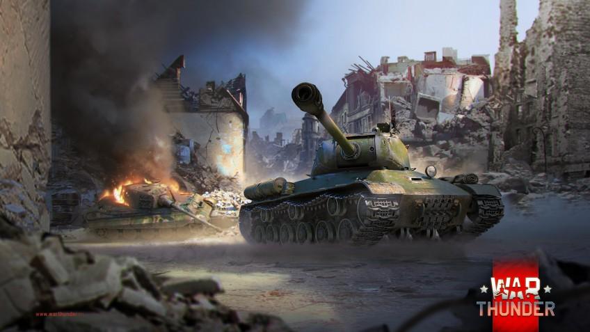 Игроков War Thunder пригласили потренироваться перед турниром «Царь горы»