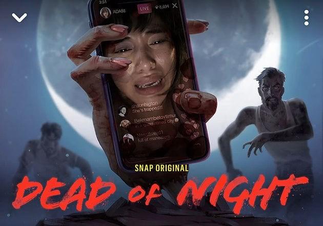 На Comic-Con Russia покажут все 10 эпизодов Snapchat-хоррора «Ночные мертвецы»