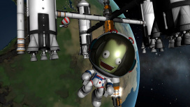 Космический конструктор Kerbal Space Program вышел на Xbox Series и PS5