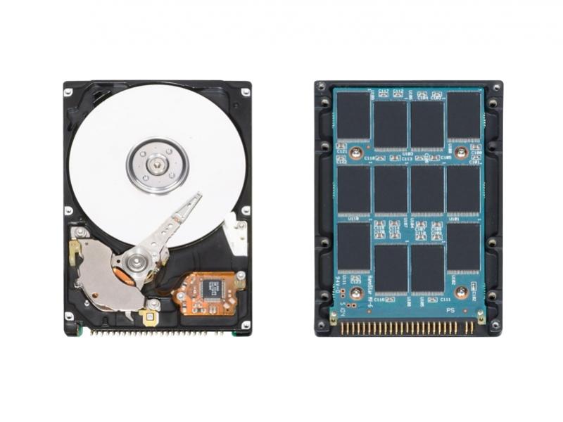 Intel будет выпускать SSD