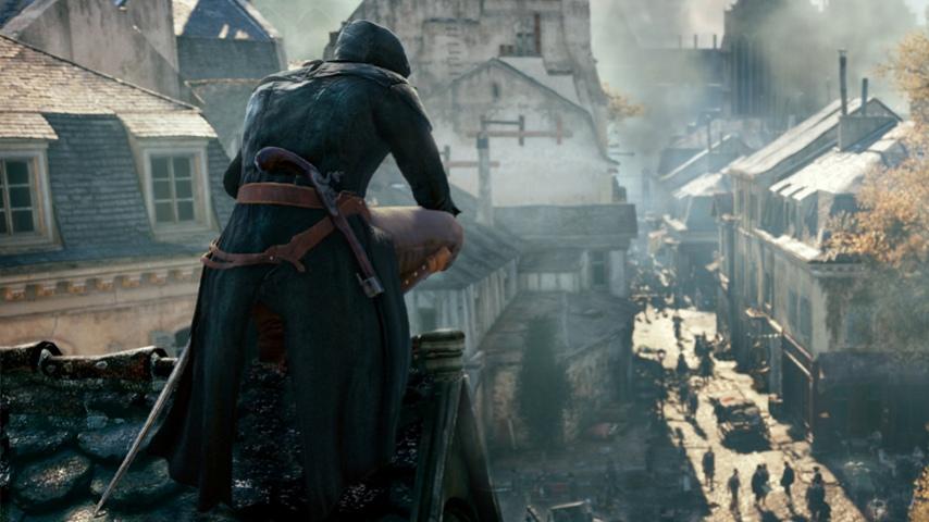 Исполнитель главной роли рассказал о сценарии Assassin's Creed: Unity