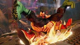Street Fighter5 получит аркадный режим в начале следующего года (обновлено)