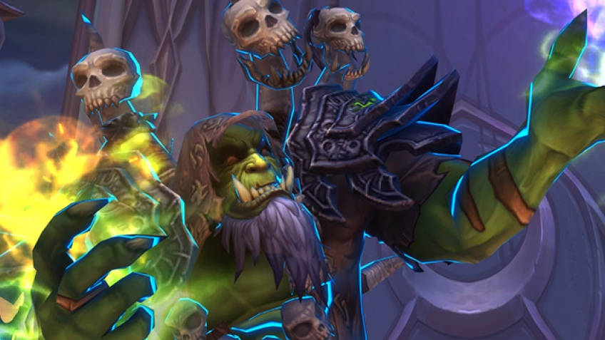 В World of Warcraft открылся рейд «Цитадель Ночи»
