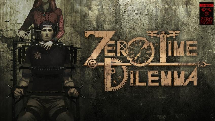 Дата релиза и подробности о Zero Escape 3: Zero Time Dilemma