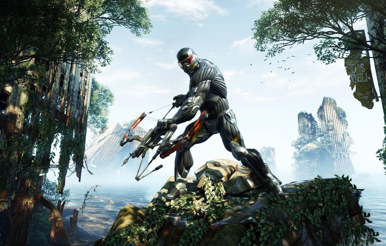 EA продолжает тизерить анонс по Crysis