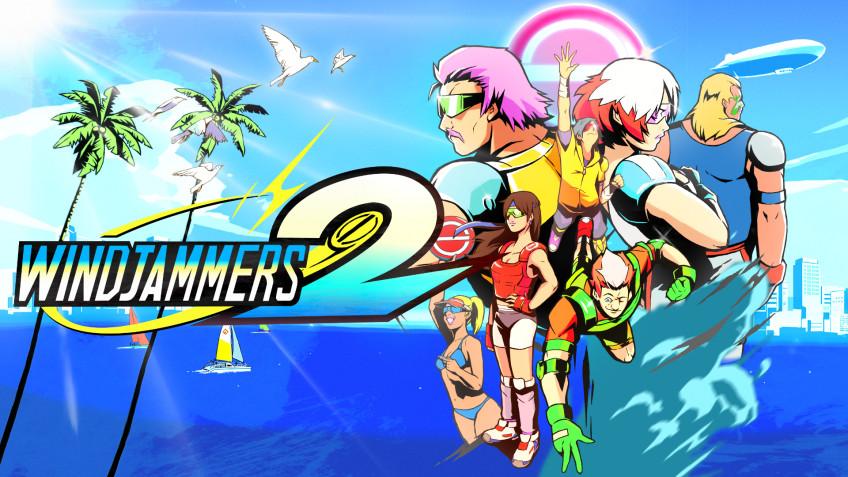 Авторы Windjammers2 представили Стива Миллера и аркадный режим