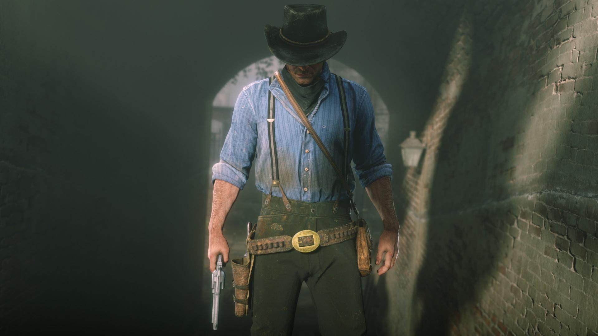 Скорость истощения Артура в Red Dead Redemption2 на РС зависит от кадровой частоты