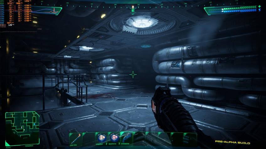 Опубликованы свежие скриншоты ремейка System Shock на Unreal Engine4
