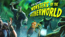 В For Honor стартует хэллоуинское событие «Монстры потустороннего мира»