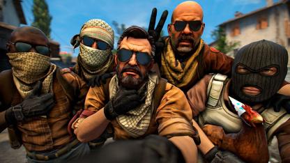 Теперь перед началом матчей в Counter-Strike: Global Offensive говорят о правилах