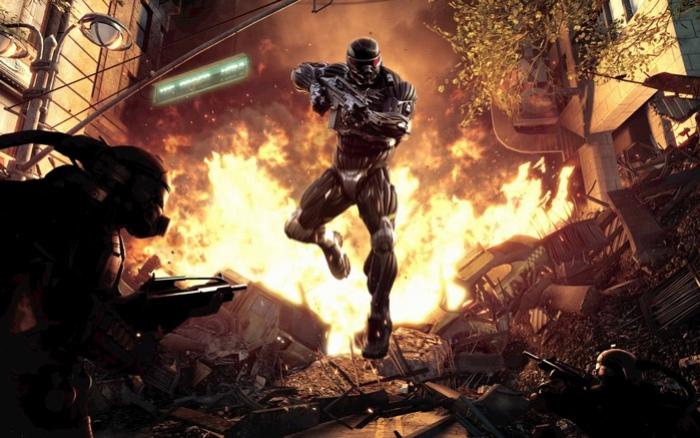 Crysis2 остался без DX11