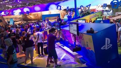 Прямая текстовая трансляция с gamescom 2018