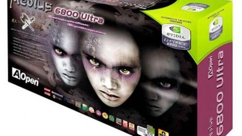 Aopen представляет серию GeForce 6800