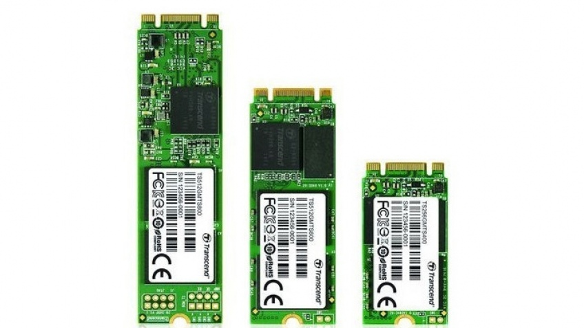 Transcend выпустила SSD MTS типоразмера M.2