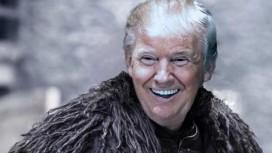 HBO попросила Трампа не поминать «Игру престолов» всуе