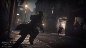 Ubisoft выпустила интерактивный ролик с Джеком-потрошителем