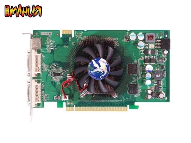 GeForce 8600 GTS c 512 Мб памяти от Biostar